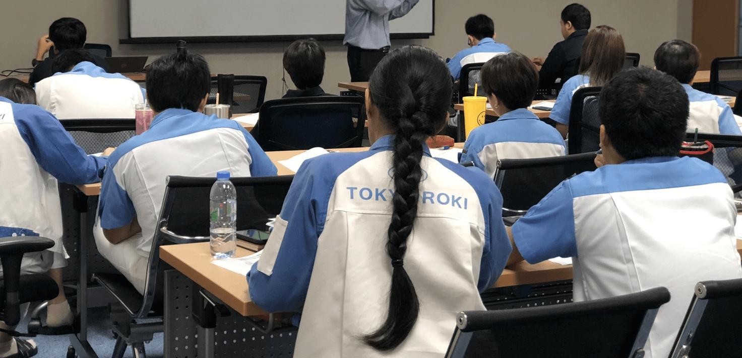 Tokyo Roki (Thailand) Co., Ltd.