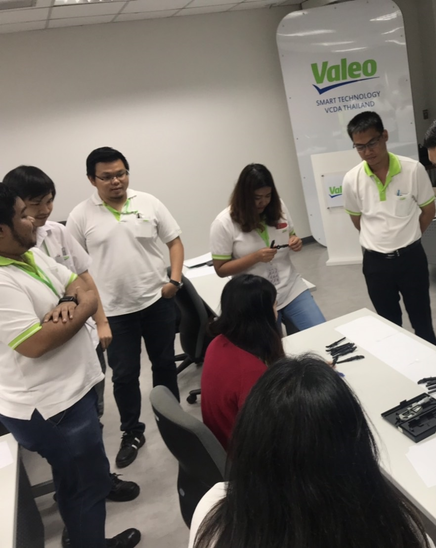 Valeo Comfort and Driving Assistance Systems (Thailand) Limited